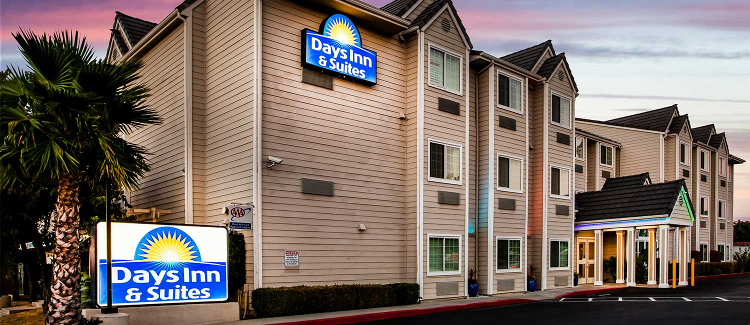 WELCOME TO THE ANTIOCH DAYS INN & SUITES