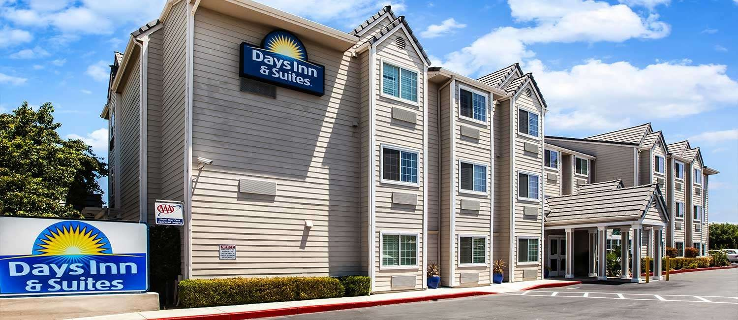WELCOME TO THE DAYS INN & SUITES ANTIOCH