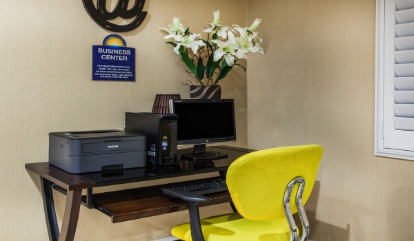 Welcome To Days Inn Antioch - Business Center